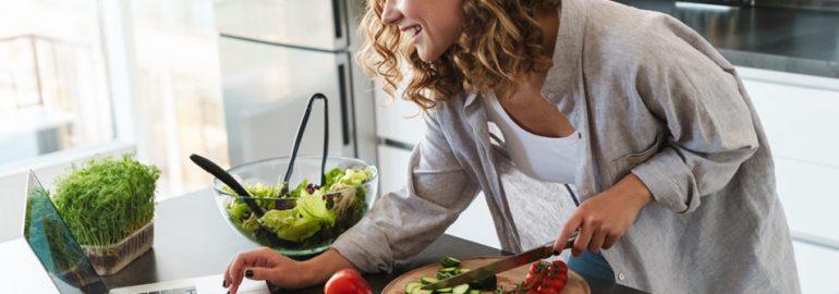 การเลือกทานอาหารที่มีประโยชน์